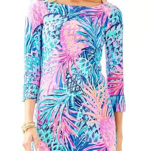 Lilly Pulitzer Sophie dress XS pineapple print